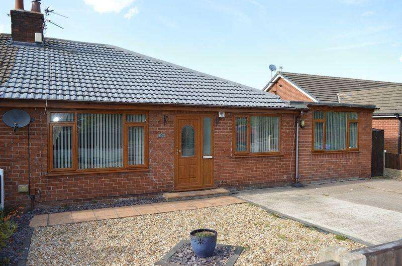 4 Bedrooms Semi Detached Bungalow for sale in Slag Lane, Lowton, WA3 2HL