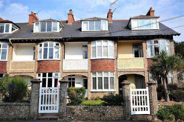 3 Bedrooms Terraced House for sale in Millford Road, Sidmouth, Devon