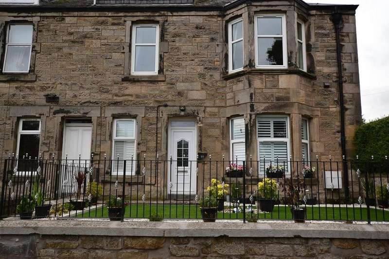2 Bedrooms Apartment Flat for sale in St Marys Road, Kirkcaldy, KY1