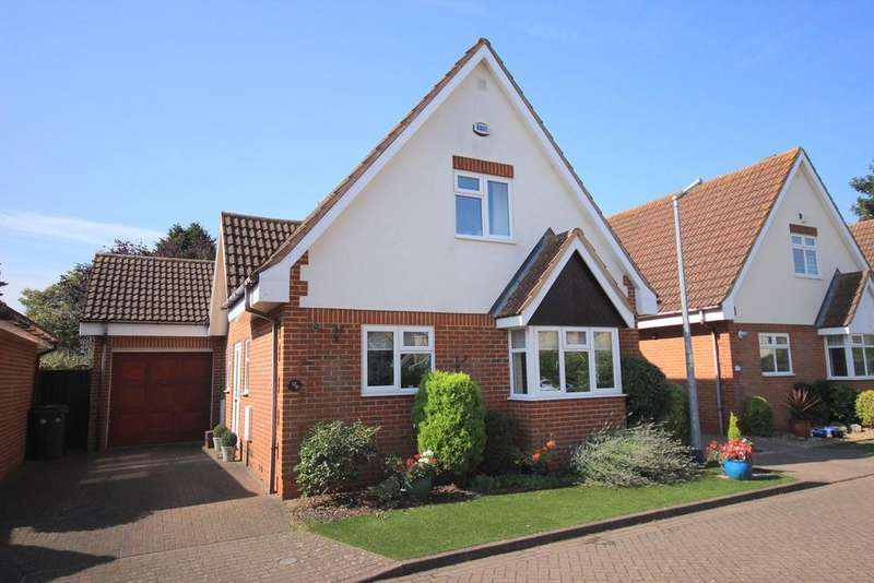 3 Bedrooms Detached House for sale in Waterloo Close, Flitwick, MK45