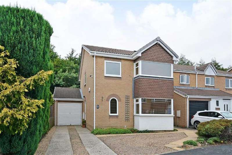 4 Bedrooms Detached House for sale in 7, Sheards Close, Dronfield Woodhouse, Dronfield, Derbyshire, S18