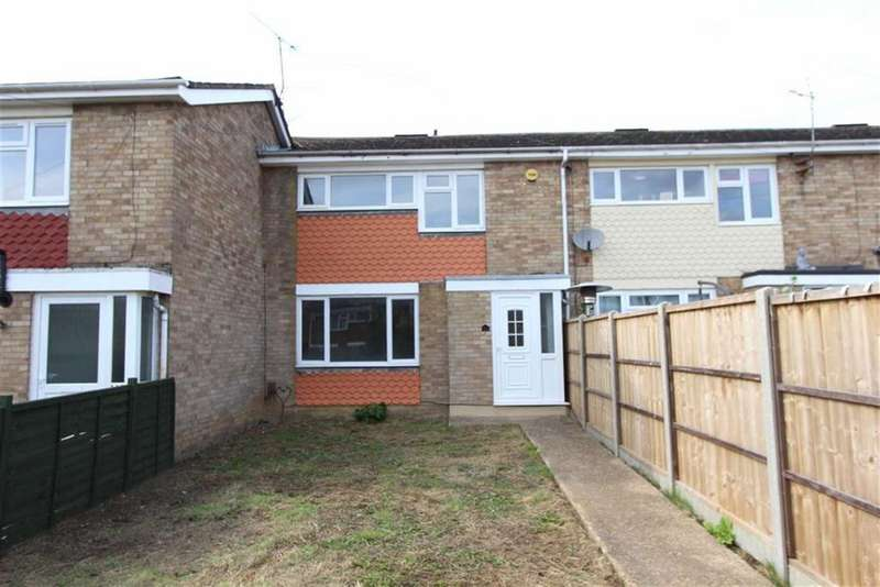 3 Bedrooms Terraced House for sale in Nelson Road, Leighton Buzzard