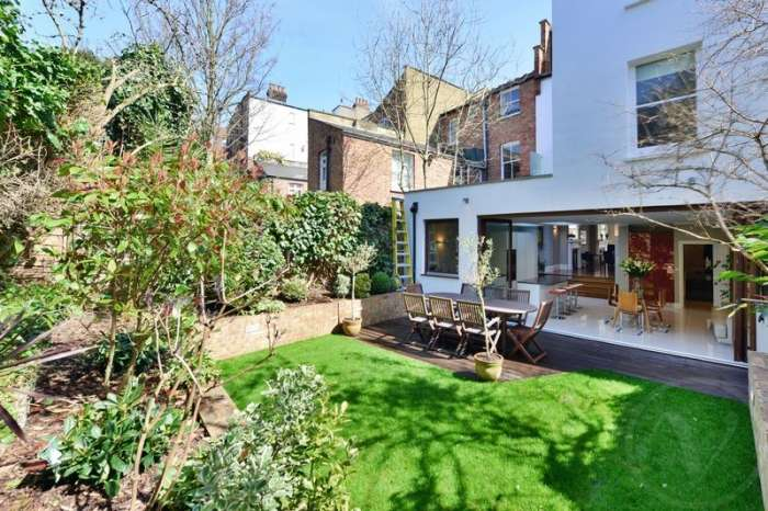 5 Bedrooms Terraced House for sale in Lyncroft Gardens, West Hampstead, London, NW6