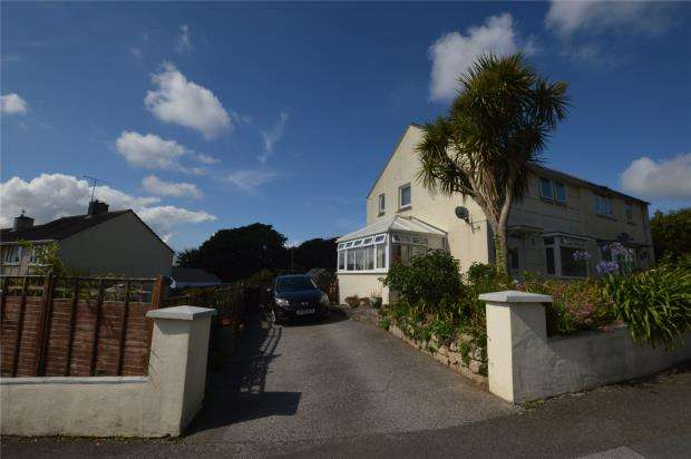 3 Bedrooms Semi Detached House for sale in Grange Road, Helston, Cornwall