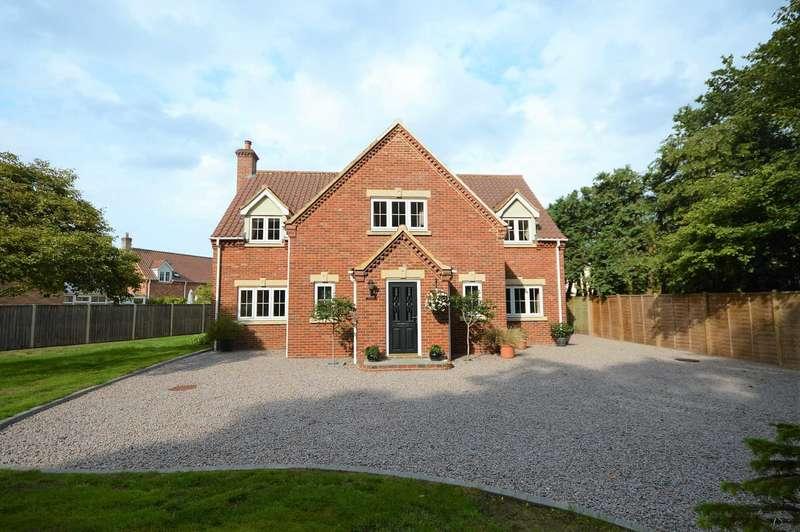 5 Bedrooms Detached House for sale in Ringland Road, Taverham