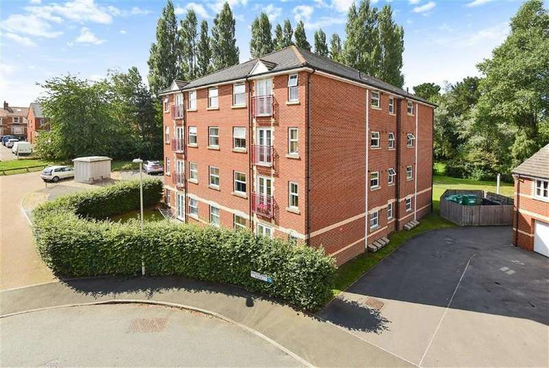 1 Bedroom Apartment Flat for sale in Greyfriars Road, Exeter, Devon, EX4
