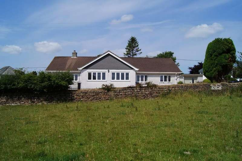 3 Bedrooms Detached Bungalow for sale in Yelverton