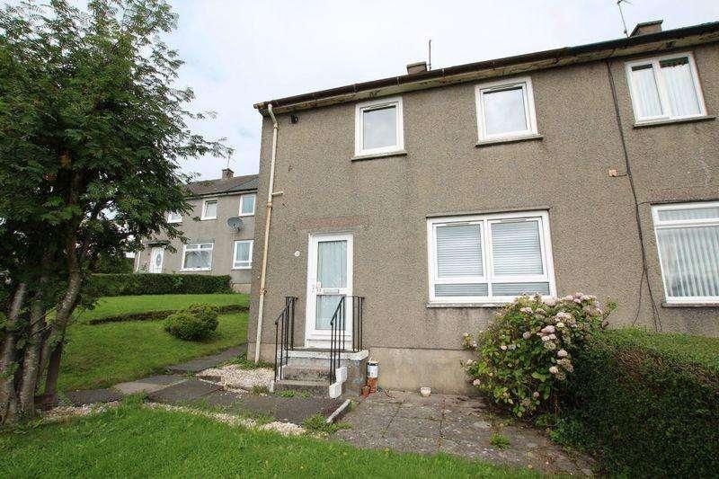 2 Bedrooms Semi Detached House for sale in Castlehill Road, Dumbarton