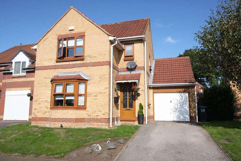 3 Bedrooms Detached House for sale in Graythwaite, Chester-le-Street DH2 2UH