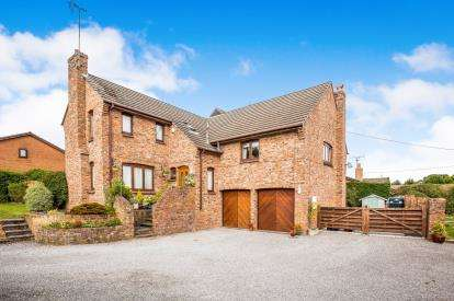 4 Bedrooms Detached House for sale in Ffordd Y Gilrhos, Treuddyn, Mold, Flintshire, CH7