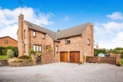 3 Bedrooms Detached House for sale in Ffordd Y Gilrhos, Treuddyn, Mold, Flintshire, CH7