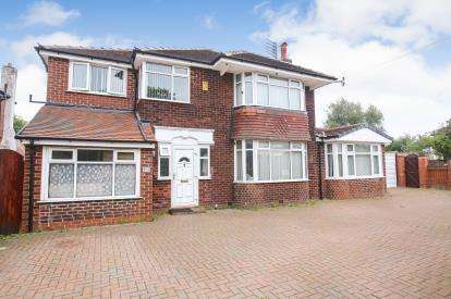 7 Bedrooms Detached House for sale in Wilmslow Road, Heald Green, Cheadle, Cheshire