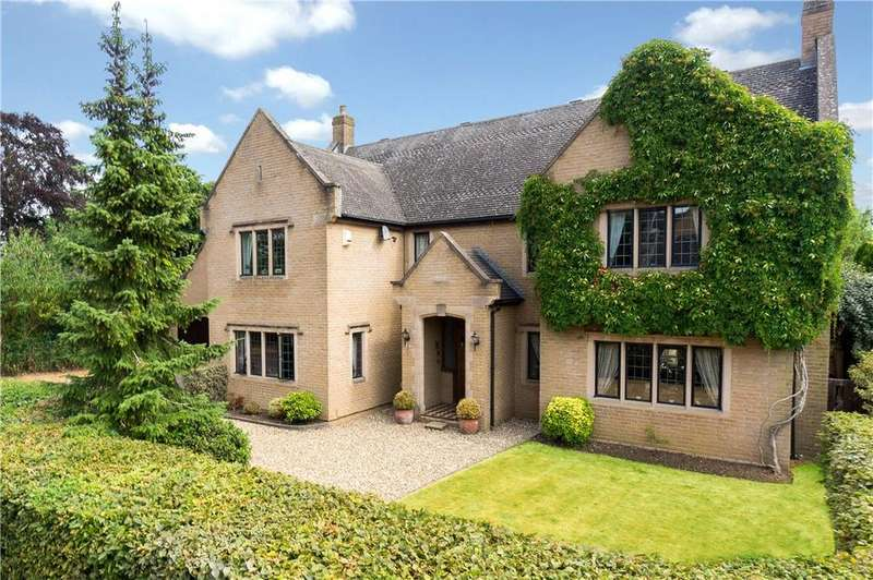 5 Bedrooms Detached House for sale in Fringford, Nr Bicester, Oxon, OX27