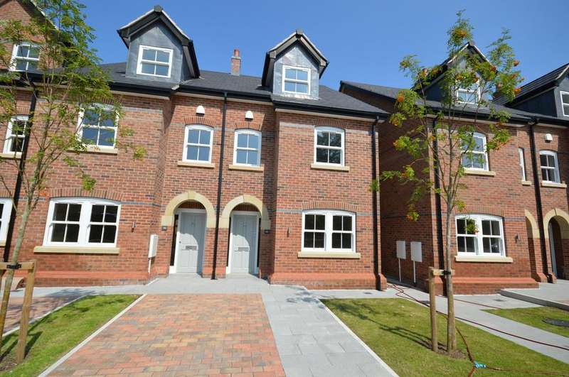 3 Bedrooms Mews House for sale in Cedarfield Road, Lymm