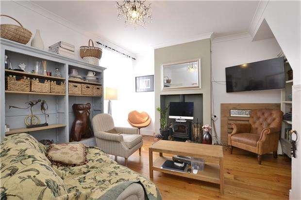 3 Bedrooms Terraced House for sale in Bridge Street, Eastville, Bristol, BS5 6LN