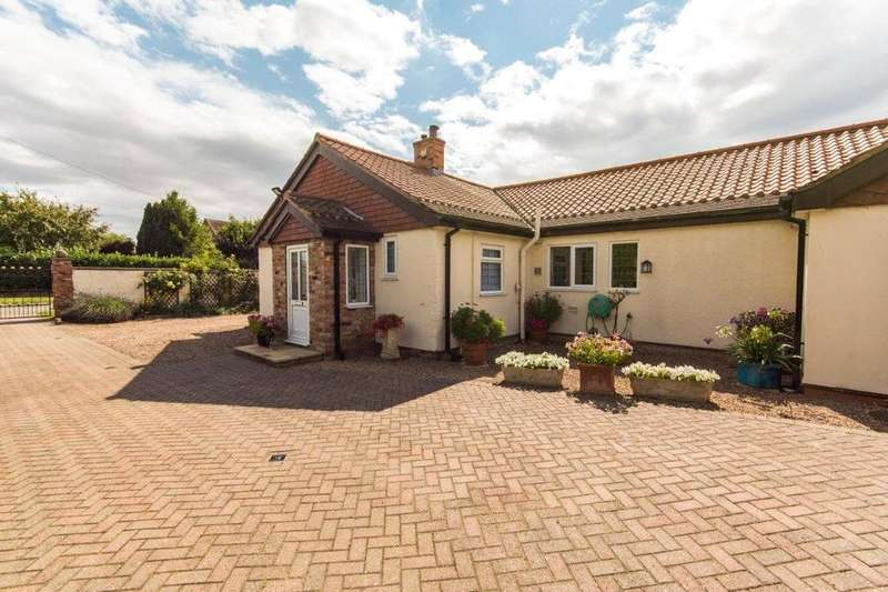 5 Bedrooms Equestrian Facility Character Property for sale in Godnow Road, Crowle, Scunthorpe, North Lincolnshire, DN17