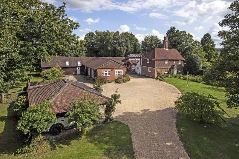 6 Bedrooms Detached House for sale in Streat Lane, Streat, East Sussex, BN6