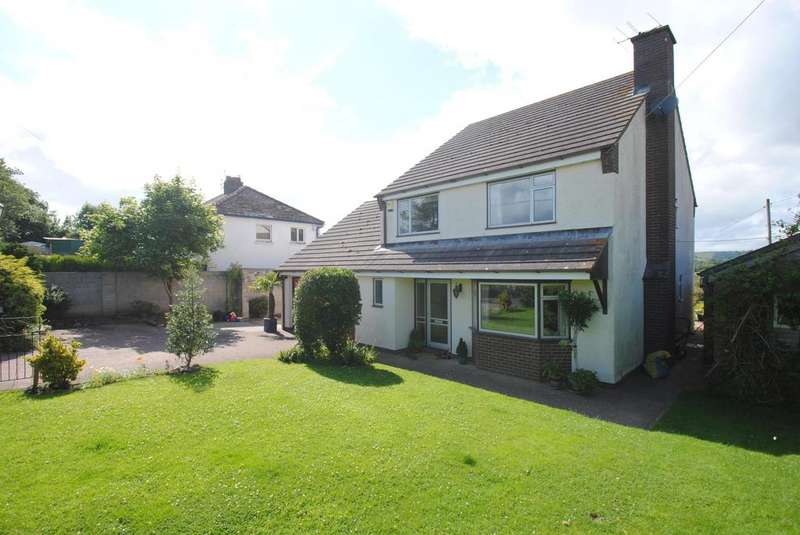 5 Bedrooms Detached House for sale in Clayhanger, Tiverton
