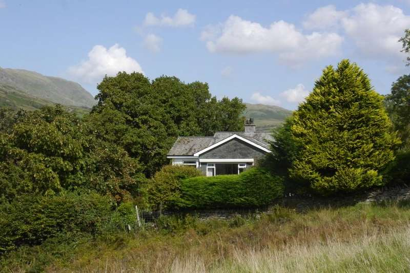 3 Bedrooms Detached Bungalow for sale in Mountain View, Stockghyll Lane, Ambleside, LA22 9LG