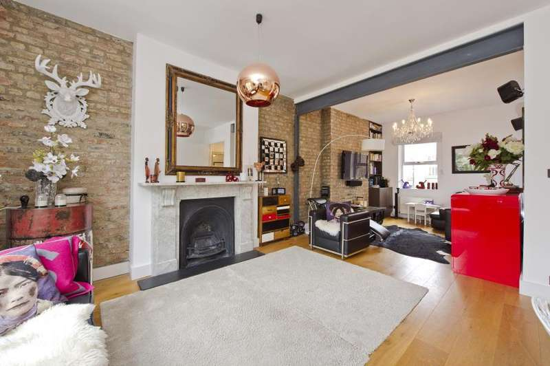 4 Bedrooms Flat for sale in Cornwall Crescent, Notting Hill, W11