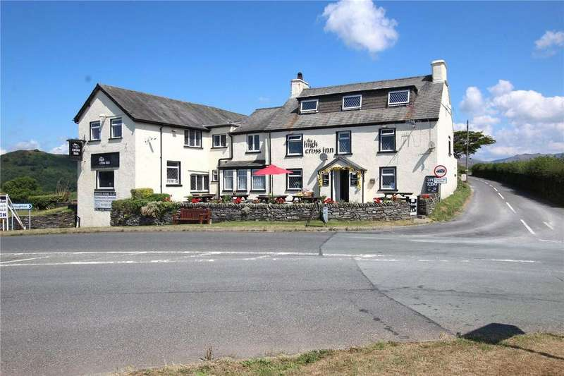 6 Bedrooms Detached House for sale in High Cross Inn, Broughton In-Furness, Cumbria