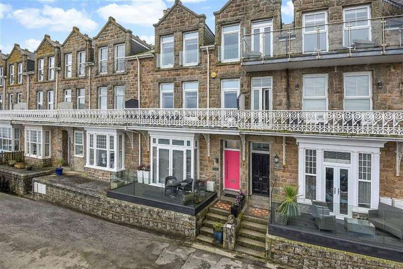 4 Bedrooms Semi Detached House for sale in Draycott Terrace, St Ives, St Ives, Cornwall, TR26