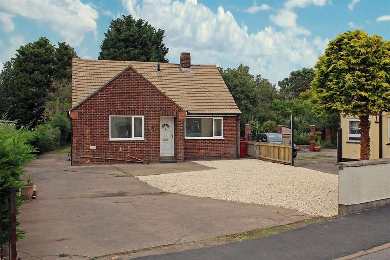 4 Bedrooms Detached Bungalow for sale in High Street, Wootton, Ulceby