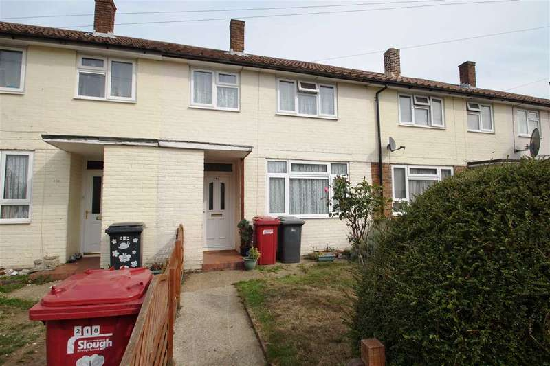 3 Bedrooms Terraced House for sale in Long Furlong Drive, Slough