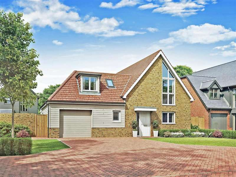 4 Bedrooms Detached House for sale in Cockreed Lane, Mulberry Place, New Romney, Kent