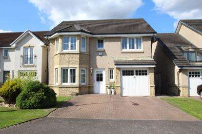 4 Bedrooms Detached House for sale in Gillespie Grove, Kirkcaldy