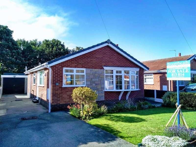 2 Bedrooms Detached Bungalow for sale in Beechfield Avenue, Preesall, FY6 0PT