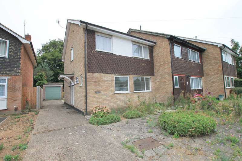 4 Bedrooms End Of Terrace House for sale in Llwyn Leaford Crescent, Watford