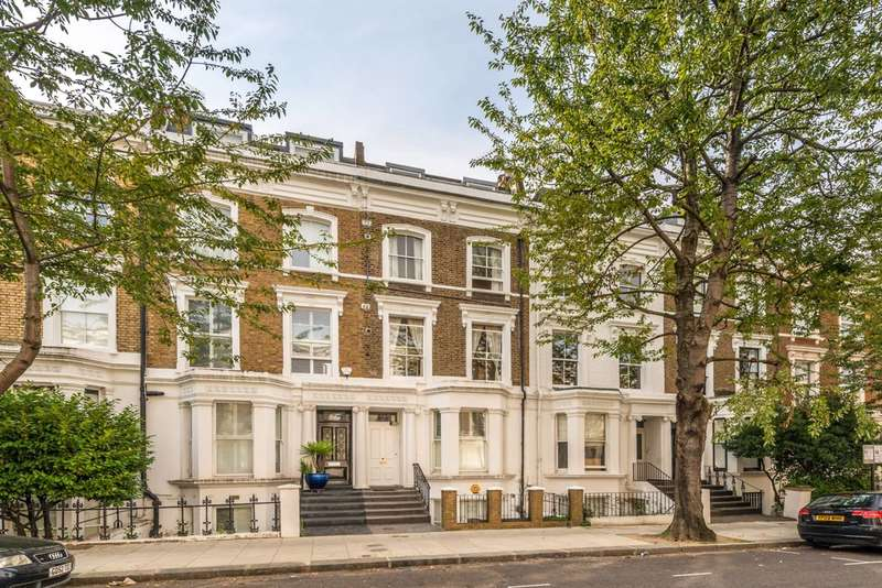 1 Bedroom Flat for sale in Chesterton Road, North Kensington, W10
