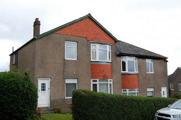 3 Bedrooms Flat for sale in Renshaw Drive, Hillington, G52