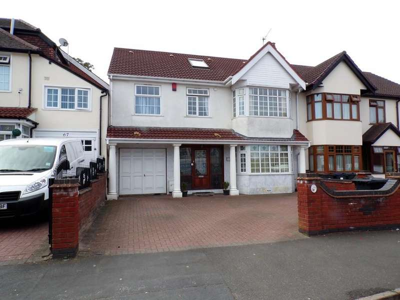 5 Bedrooms Terraced House for sale in Woodlands Road, Sparkhill, Birmingham