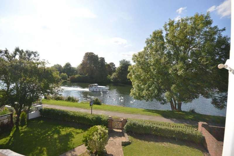 3 Bedrooms Chalet House for sale in Thames Side, Staines-upon-Thames