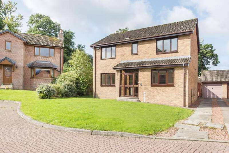 4 Bedrooms Detached Villa House for sale in 6 Inchmurrin Place, Rutherglen, Glasgow, G73 5RS