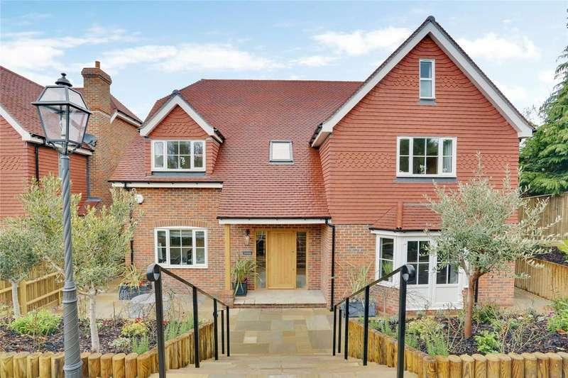 5 Bedrooms Detached House for sale in Furzefield Avenue, Speldhurst, Tunbridge Wells, Kent