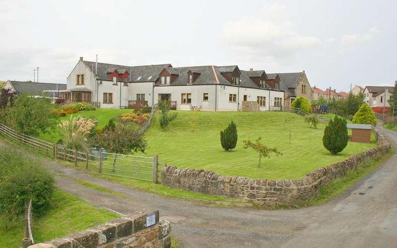 4 Bedrooms Equestrian Facility Character Property for sale in Binniehill Farm, by Slamannan, Near Falkirk FK1