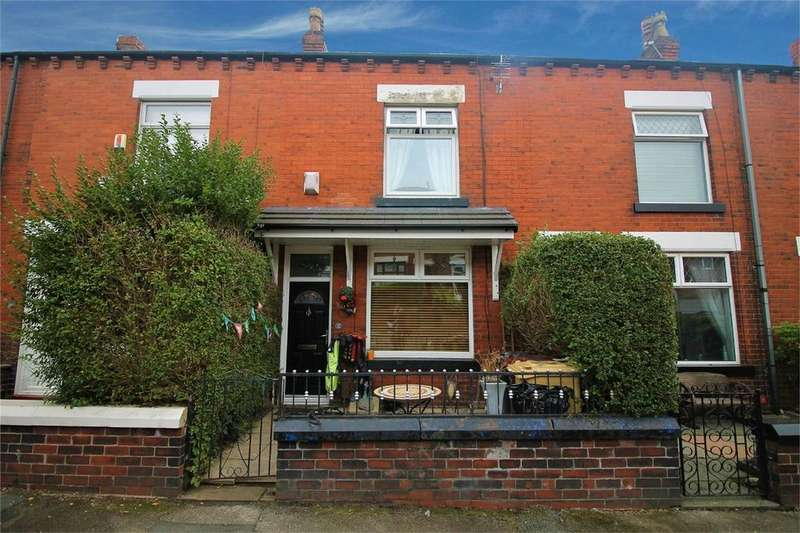 2 Bedrooms Terraced House for sale in Hawarden Street, BOLTON, Lancashire