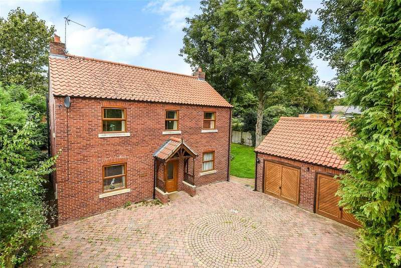 4 Bedrooms Detached House for sale in Butt Lane, Goulceby, LN11