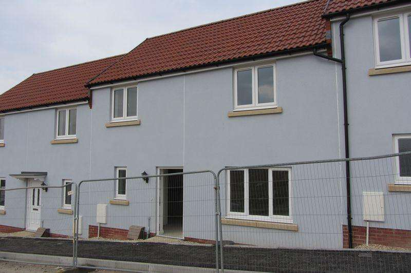 3 Bedrooms Terraced House for sale in Dukes Way, Axminster