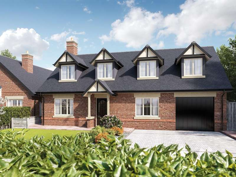 4 Bedrooms Detached House for sale in Cawley, Lostock Avenue, Poynton