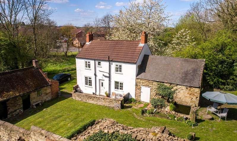 3 Bedrooms Detached House for sale in Emmett Carr Lane, Renishaw, Sheffield