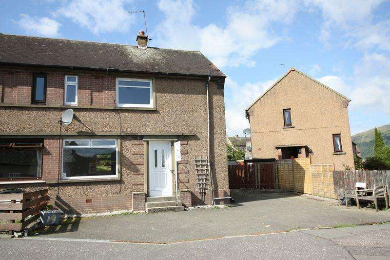 2 Bedrooms Semi Detached House for sale in 15 Main Street, Coalsnaughton