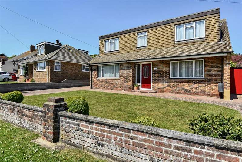 4 Bedrooms Detached House for sale in Court Farm Road, Newhaven