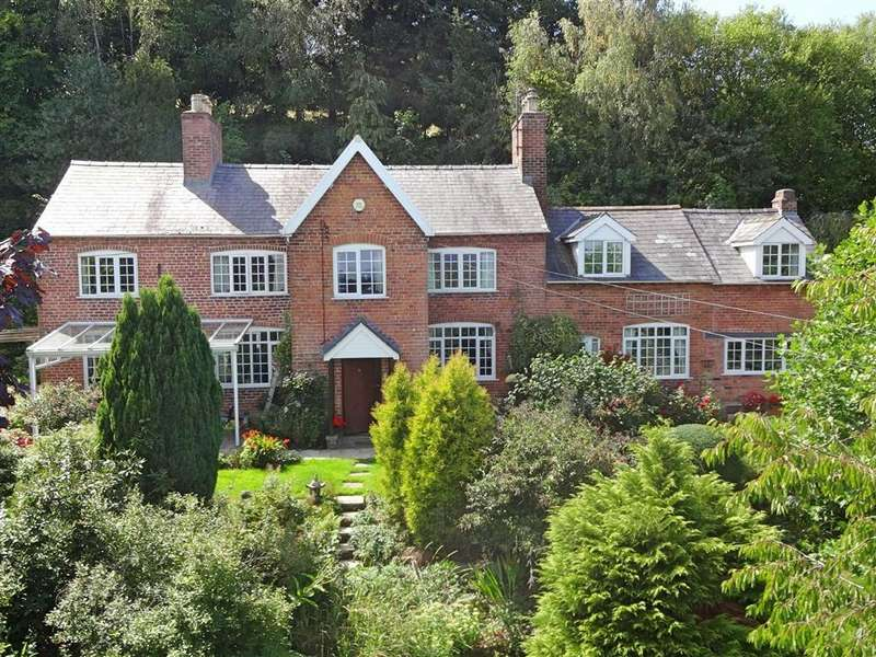 6 Bedrooms Detached House for sale in Cefn Y Mynach Cottage, Kerry, Newtown, Powys, SY16