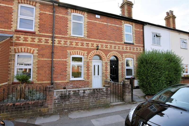 3 Bedrooms Terraced House for sale in Downing Road, Tilehurst, Reading