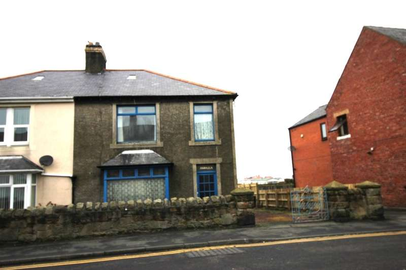 3 Bedrooms Semi Detached House for sale in Main Street, Seahouses, NE68