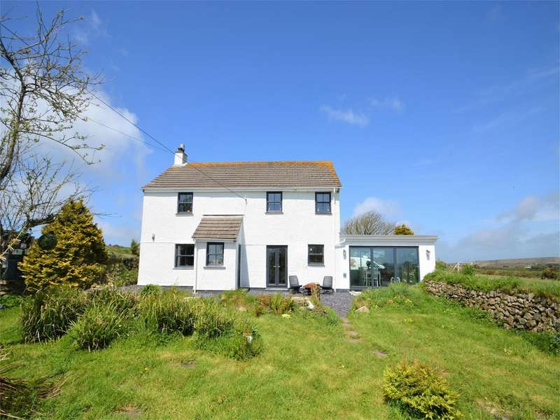 3 Bedrooms Detached House for sale in Meadow View, Penstruthal, REDRUTH, Cornwall